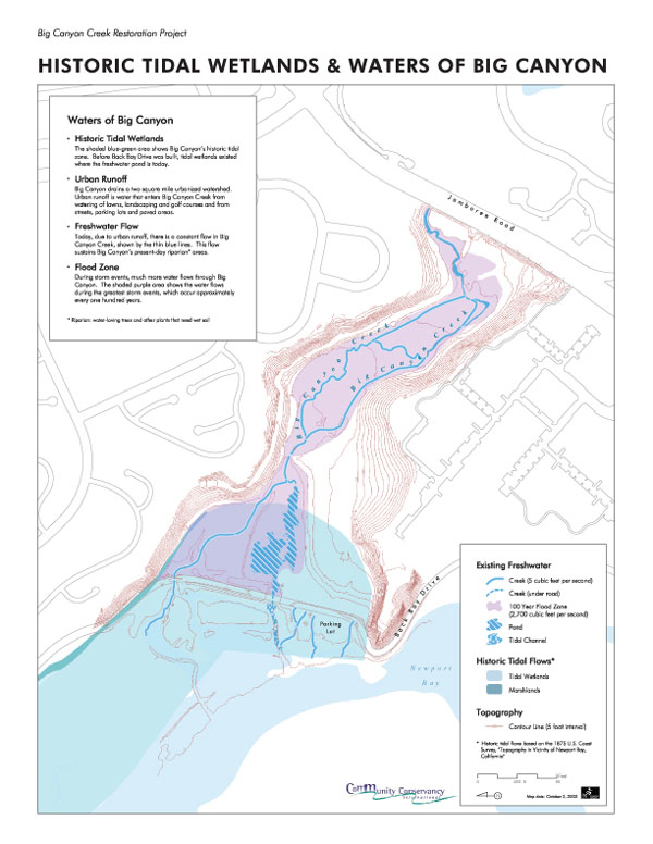 Historical Tidal Wetlands & Waters