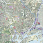 Snapshot of opportunity public parcels for Green BMPs in the San Pedro/Long Beach area